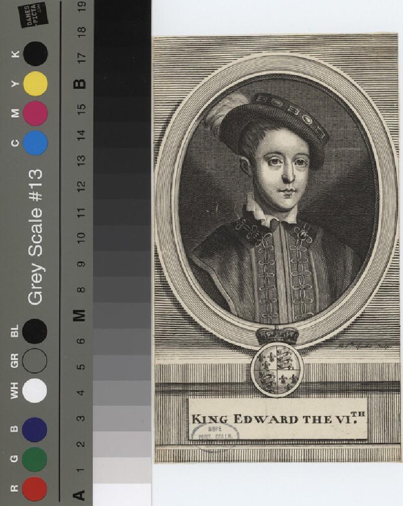 Portrait of Edward VI (WAHP12141.1, record shot)