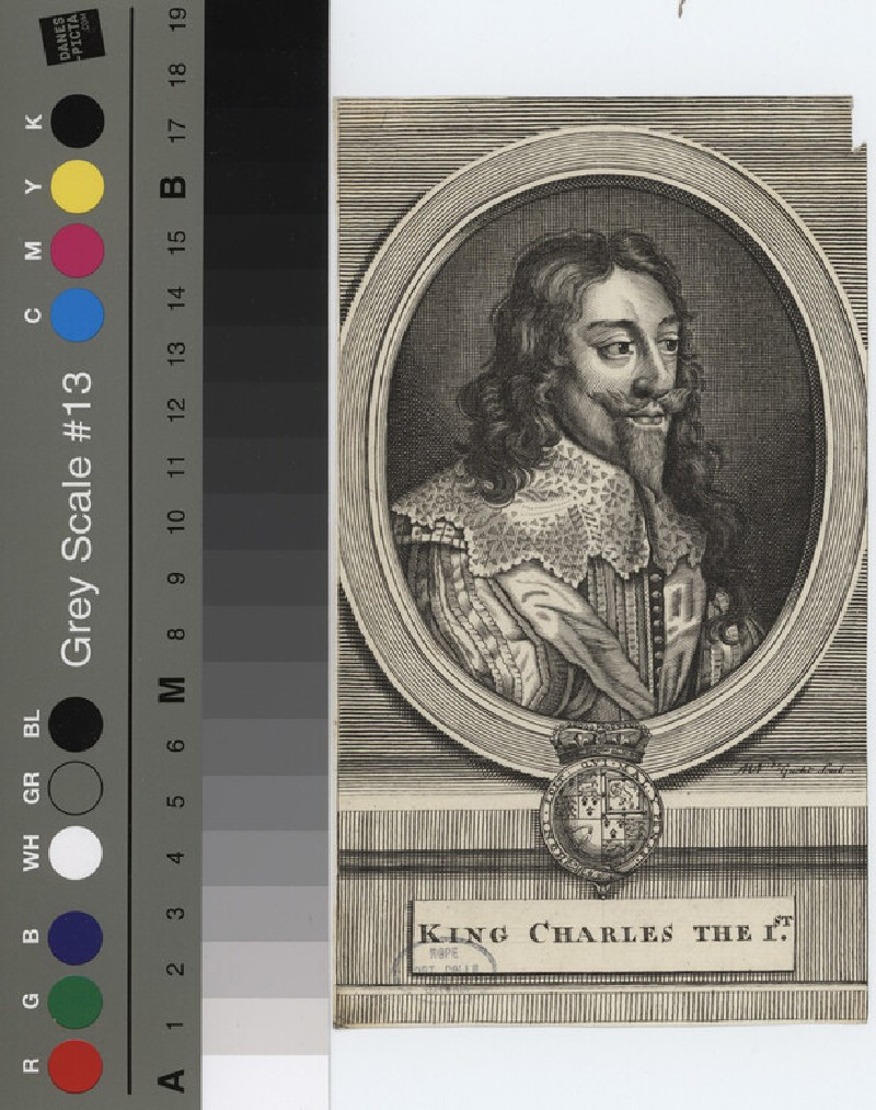 Portrait of Charles I (WAHP12145, record shot)