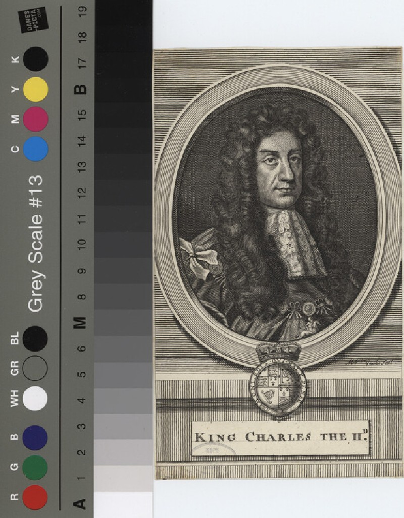 Portrait of Charles II (WAHP12146.1, record shot)