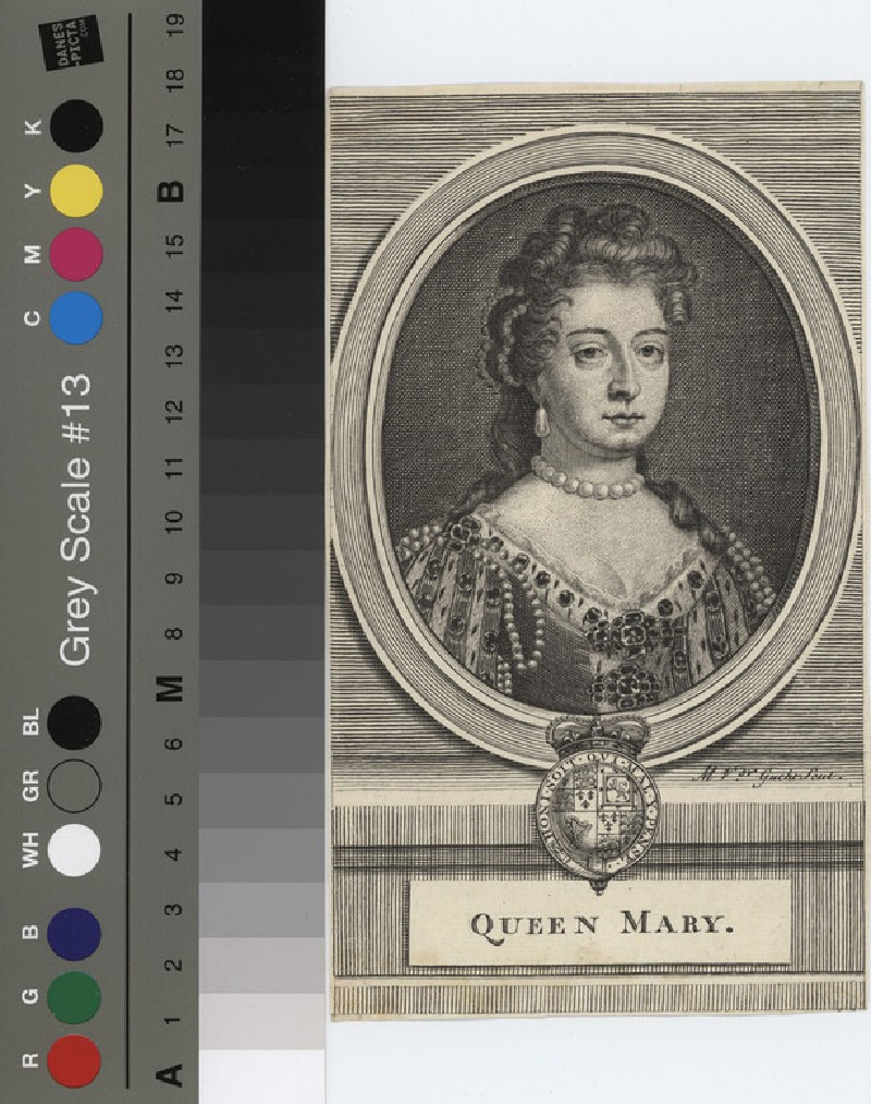 Portrait of Mary II (WAHP12147, record shot)
