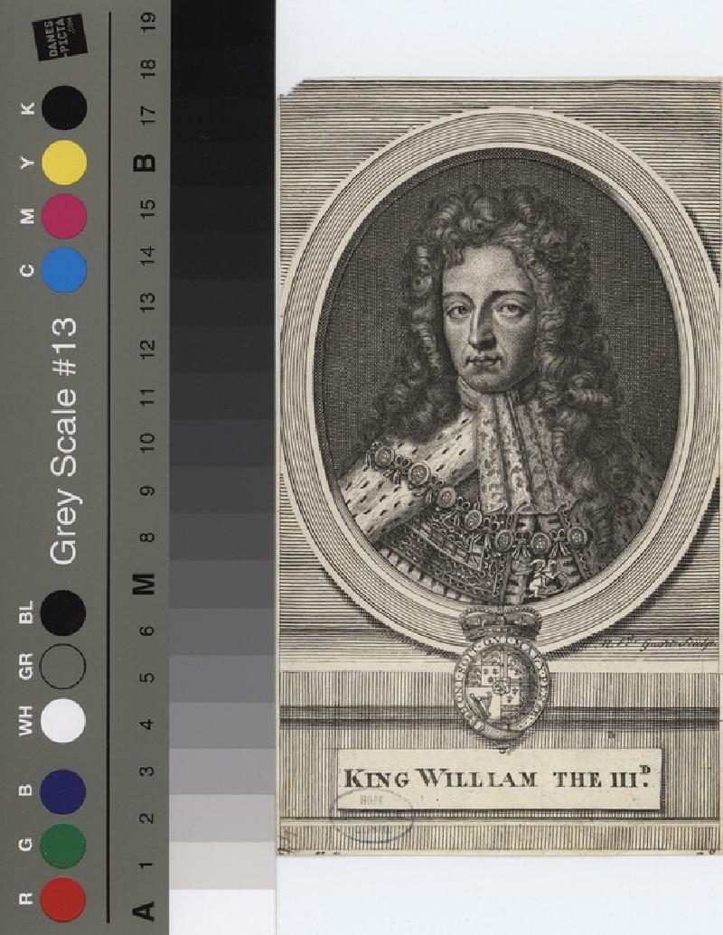 Portrait of William III (WAHP12149, record shot)