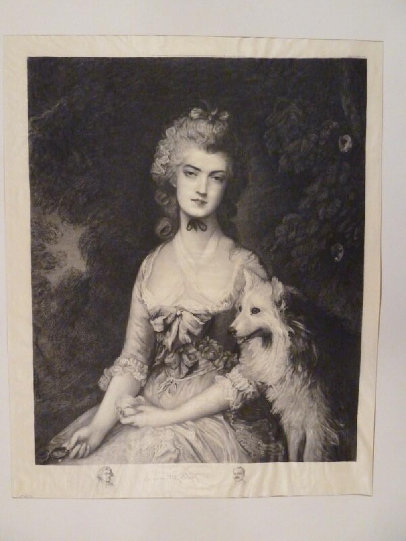 Mrs Robinson ('Perdita')